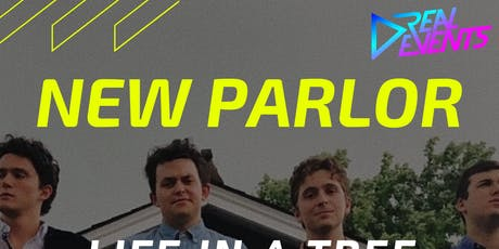 New Parlor w/ Life in a Tree, Juke of June, and Othertones tickets