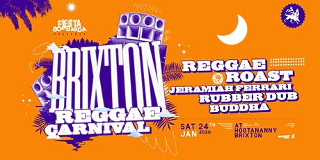 Brixton Reggae Carnival tickets