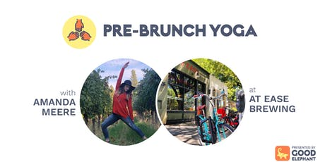 Pre-Brunch Yoga tickets