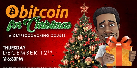 Bitcoin for Christmas tickets