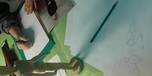 Taller de Dibujo y Pintura en Once