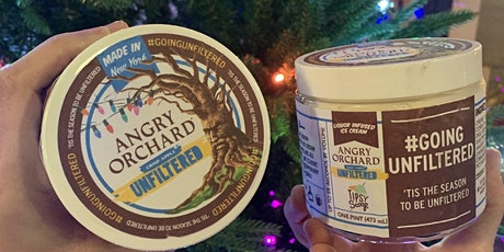 #GoingUnfiltered with Angry Orchard! Free hard cider scoops ALL day long! tickets