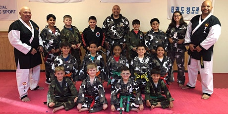 Life Skills Martial Arts Confidence, Focus, Self-control  - Free Class tickets