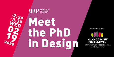 Meet the PhD in Design tickets