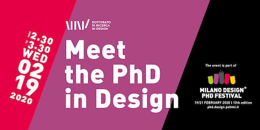 Meet the PhD in Design
