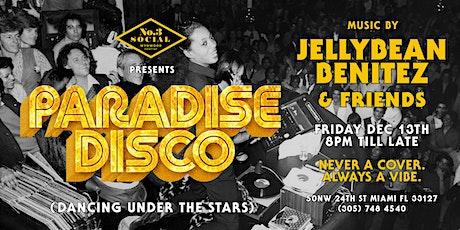 Paradise Disco at No. 3 Social tickets