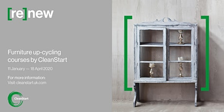 [re]new: furniture up-cycling by CleanStart tickets