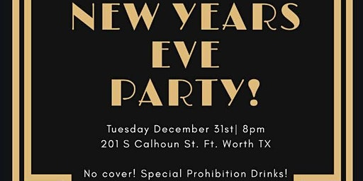 Shipping and Receivings Roaring 20's New Years Eve Party