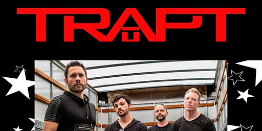 TRAPT - with SISTER SALVATION and More..