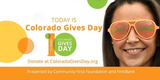 Colorado Gives Day Party