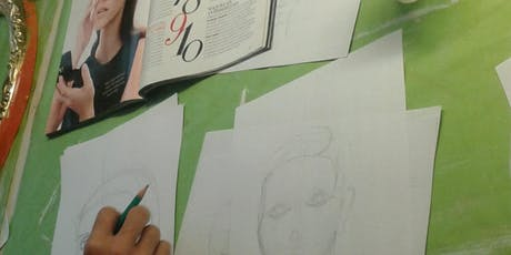 Curso de dibujo y pintura en Verano en Once entradas