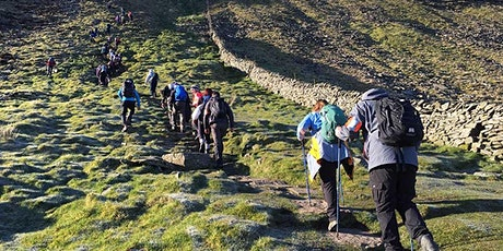 Yorkshire 3 Peaks tickets