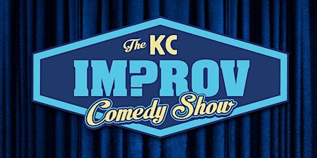 The KC Improv Comedy Show tickets