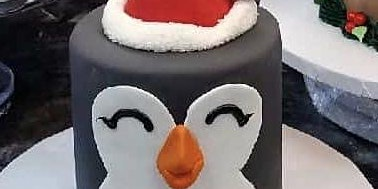 Adult Christmas Cake decorating Class