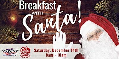 Breakfast with Santa!