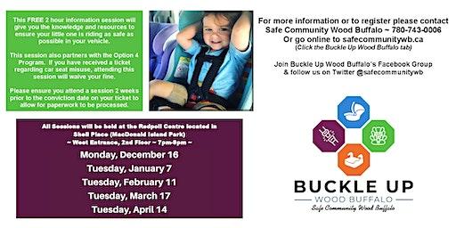 Child Passenger Safety Information Session