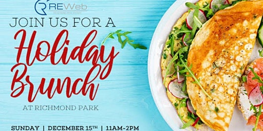Holiday Brunch With REWeb At New Community Richmond Park
