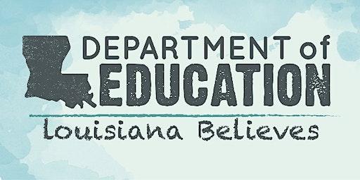 2020 February School Systems Collaboration - Ruston