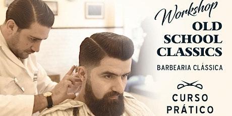 """FABIAN GARCIA en """"OLD SCHOOL CLASSICS""""- Barbería Clásica tickets"""