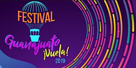 Guanajuato VUELA entradas