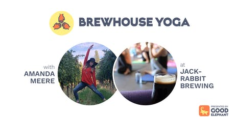 Brewhouse Yoga tickets