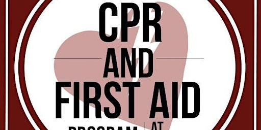 AHA Heartsaver First Aid Courses - Ackerman 3517