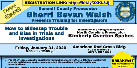 How to Sidestep Trouble and Bias in Trials and Investigations tickets