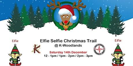 Elfie Selfie Christmas Trail @ K-Woodlands tickets