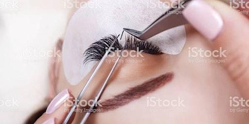 EyeLash Extension Training Lash Class w/ Trademark, Copyright, LLC in Houston
