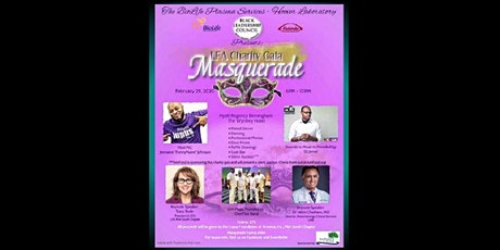 Lupus Foundation of America Charity Masquerade Gala tickets