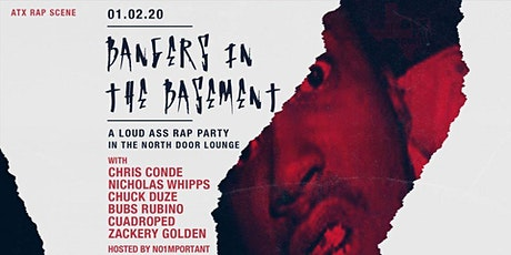 Bangers In The Basement in the Lounge Bar @ The North Door tickets