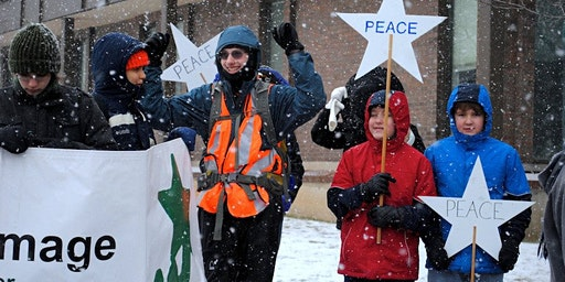 Christmas Peace Walk
