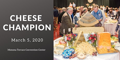 Cheese Champion 2020  tickets