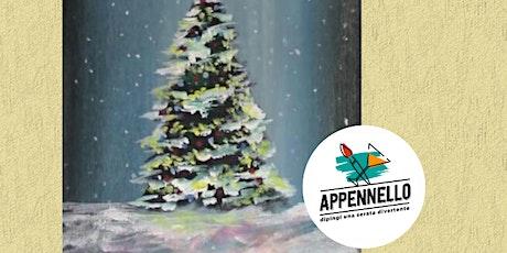 Castelferretti (AN): Christmas tree, un aperitivo Appennello biglietti