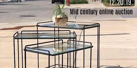 Mid Century, Kitsch & Retro Online Auction tickets