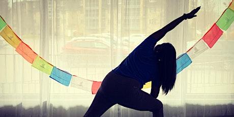 Showtunes  Yoga tickets