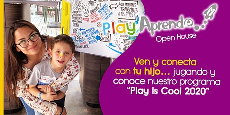Open House - Play is Cool - 14 de diciembre entradas