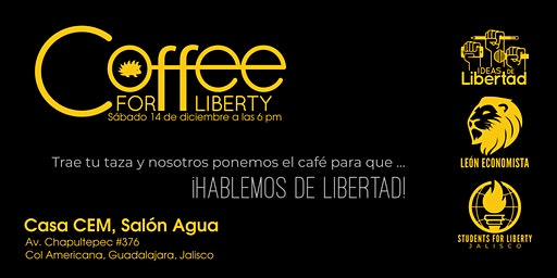 Coffee for Liberty