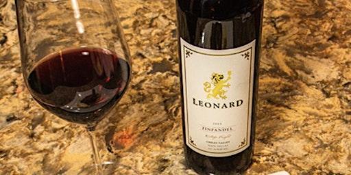 Meet the Winemaker-Leonard Wine Co