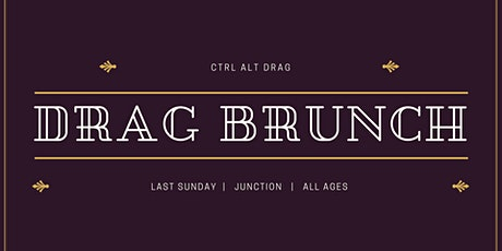 Ctrl Alt Brunch tickets
