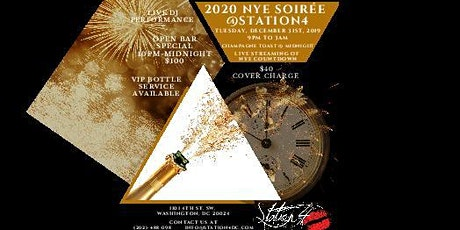 NEW YEARS EVE SOIREE   tickets