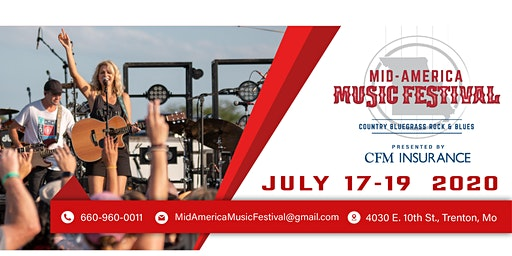 2020 Mid-America Music Festival