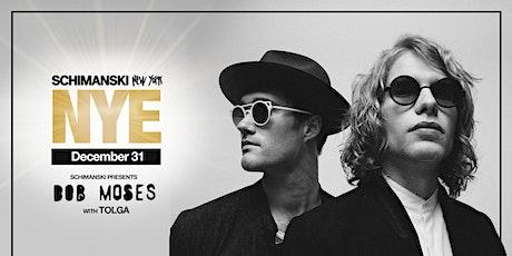 NYE 2020: Bob Moses (Club Set) tickets