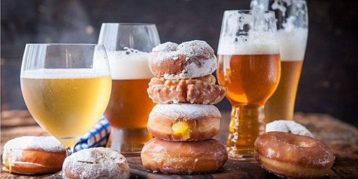 Death over Donuts, Dreidels & Drafts Hanukkah Happy Hour