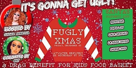 FUGLY XMAS: Drag Benefit for Kids' Food Basket tickets