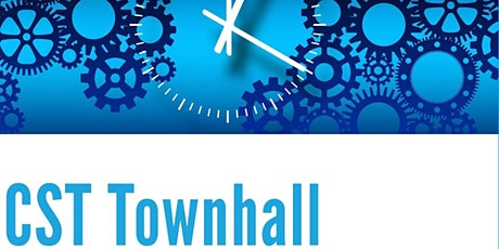 CST Town Hall tickets