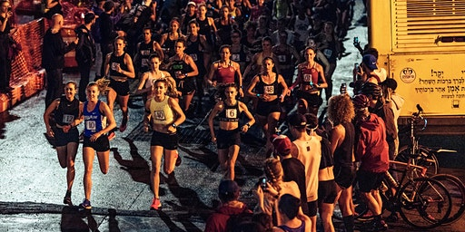 Runners of NYC Podcast Live: 'Above the Midnight Half'