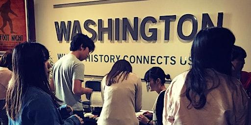 History Museum Volunteer Orientation - January