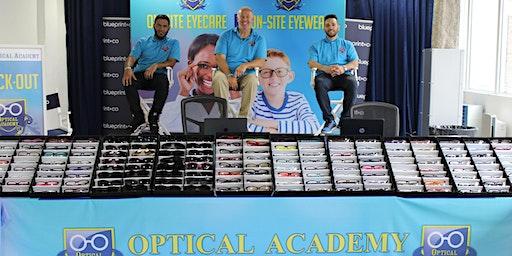 Optical Academy x Montague Twp Elementary School Eyecare & Eyewear Event!