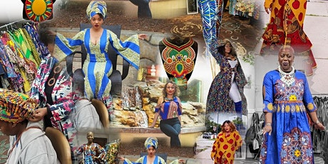 African Fashions Pop up shop; Orlando FL tickets